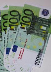 Пачка сувенірних 100 ЄВРО