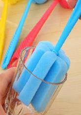 Губка для миття келихів, склянок, графинів та інше