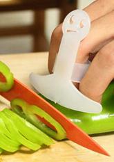 Захисна насадка для пальців при нарізці продуктів (Для кухні)