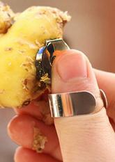 Міні - Ніж для чищення імбиру, часнику (для кухні)