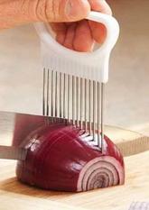 Тримач для нарізки цибулі (для кухні)