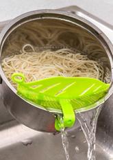 Форма лист-сито для миття рису, сої, винограду та інших продуктів (для кухні)