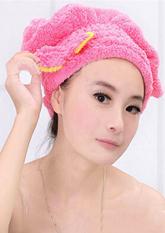 Рушник (тюрбан) для сушіння волосся