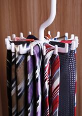 Вішалка для краваток і ременів