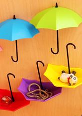Гачок у вигляді парасольки