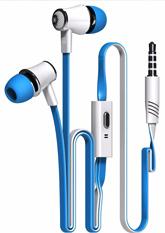 Навушники №1 з мікрофоном Super Bass 3.5мм