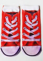 Носочки з 3D принтом №2