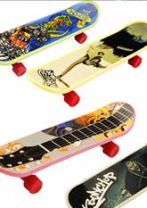 Finger Board (фінгерборд) скейт для пальців №1
