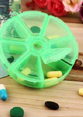 Контейнер для зберігання таблеток  №1