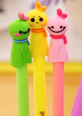 Ручка гелева DOLL (різні кольори)